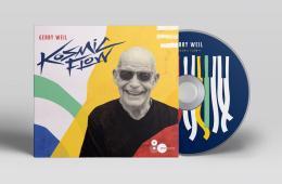 Gerry Weil estrena su disco 'Kosmic Flow', con más de diez colaboraciones. Cusica Plus.