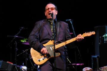 Elvis Costello comparte su nuevo tema 'No Flag'. Cusica Plus.