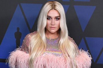 Kesha realizó cover del tema 'Children of the Revolution', original de T. Rex. Cusica Plus.