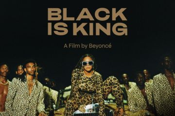 Beyoncé estrenó su nuevo álbum visual 'Black Is King'. Cusica Plus.