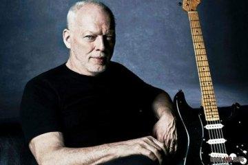 David Gilmour publicó su primera canción solista, luego de cinco años. Cusica Plus.