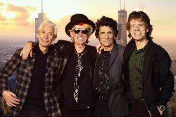 The Rolling Stones se preparan para compartir nueva canción inédita titulada 'Criss Cross'. Cusica Plus.