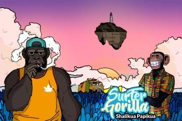 El dúo colombiano Surfer Gorillaz, estrena su EP 'Shalikua Papikua'. Cusica Plus.