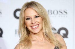 Kylie Minogue comparte su nuevo tema 'Magic'. Cusica Plus.