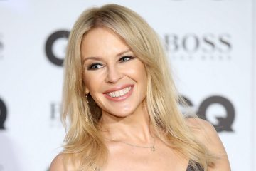 Kylie Minogue comparte su nuevo tema 'Magic'. Cusica Plus.