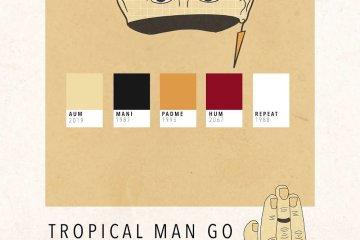 Escucha '001' el nuevo EP de Tropical Man Go. Cusica Plus.
