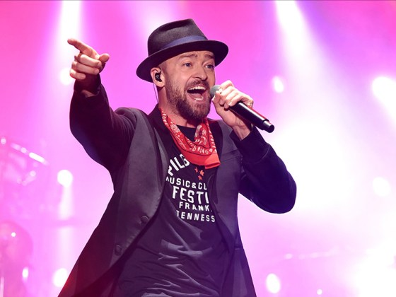 Justin Timberlake's upcoming tour grosses over $100M