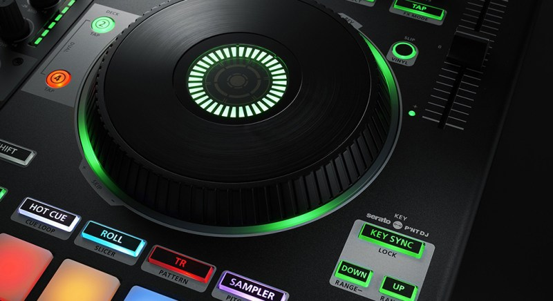 Roland release new drums and FX for DJ controllers