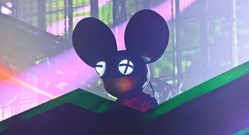 deadmau5 is about to put out where's the drop album