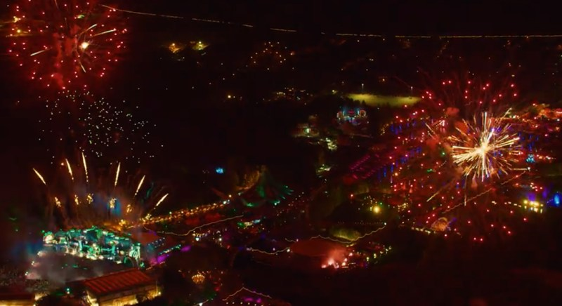 Watch the 22 minute Tomorrowland Aftermovie now