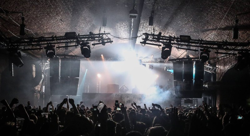 The Warehouse Project are leaving Store Street