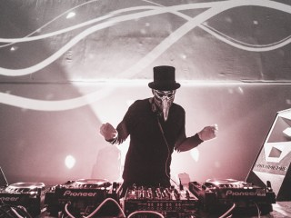 Claptone has mixed elrow's next compilation album