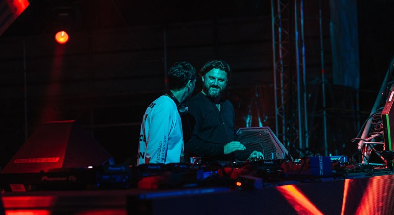 Dixon and Solomun are playing B2B at ADE this year