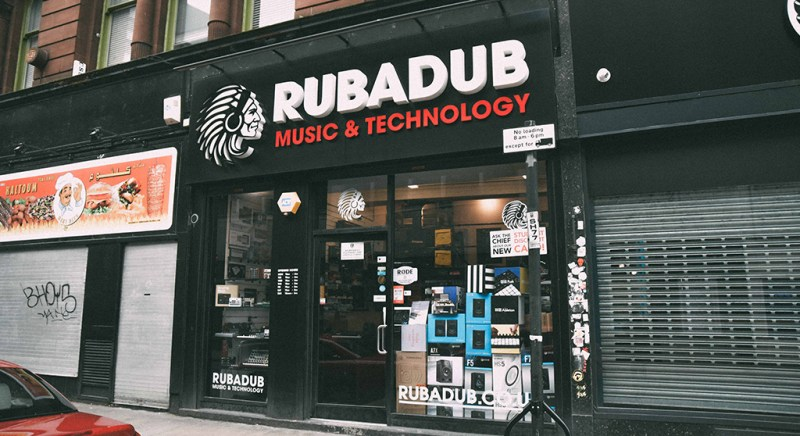 Rubadub have launched a 'Tinder for records'
