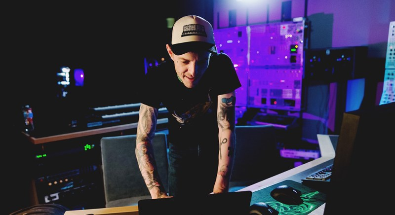 Deadmau5 is working on a film score for new comic adaption 'Polar'