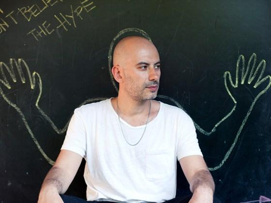 Riva Starr is releasing his fourth studio album 'Curveballs'