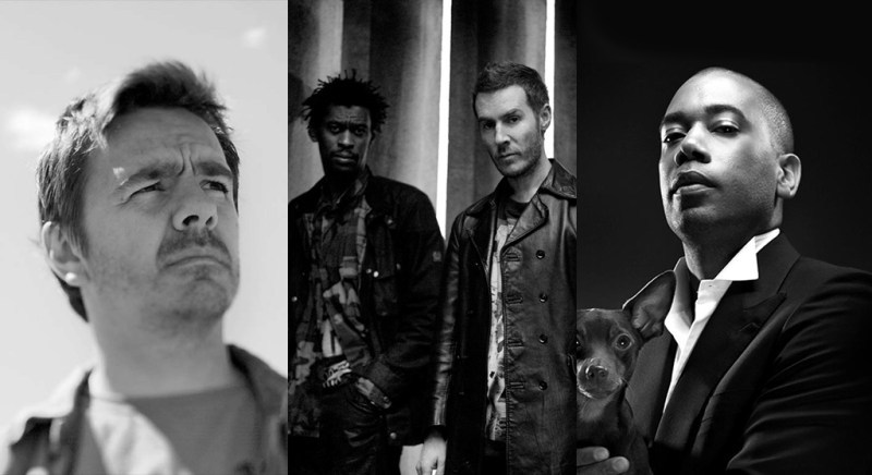 Polaris Festival confirm Laurent Garnier, Carl Craig and Massive Attack for 2018 festival
