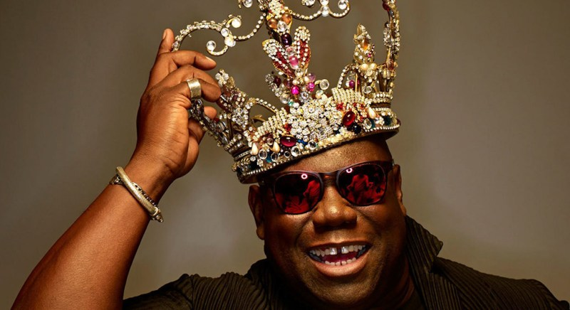 Carl Cox is bringing his Space Ibiza show to London