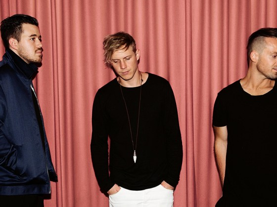 RÜFÜS DU SOL have launched their own label called 'Rose Avenue'