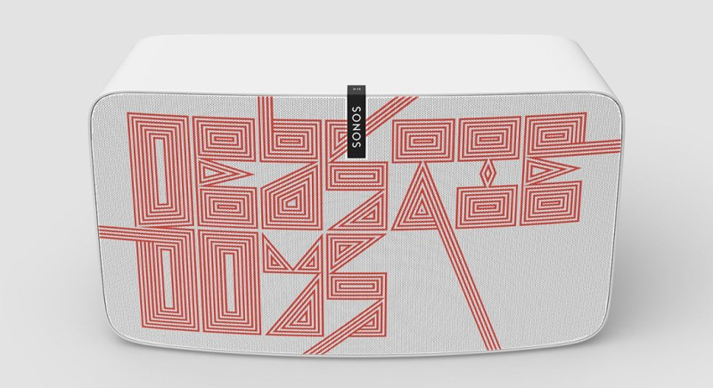 Sonos and Beastie Boys have designed a speaker together