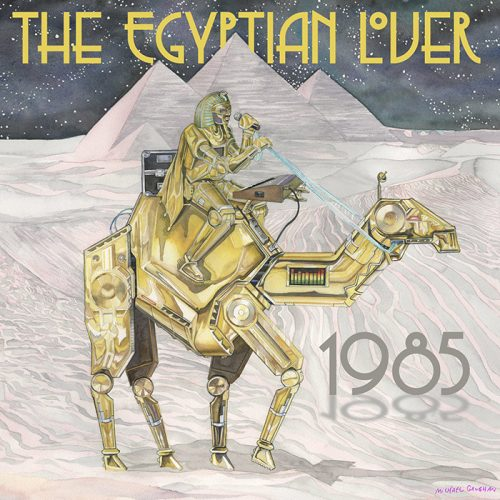 ROTW: Egyptian Lover - 1985