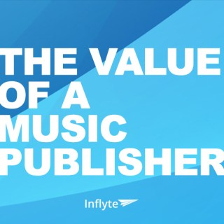 The value of a music publisher