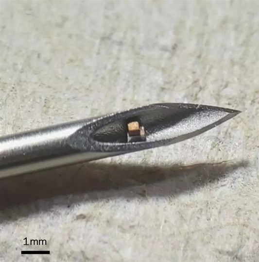 Creating the world's smallest single chip system