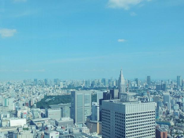 東京の空には 希望がある!?