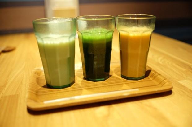 星野リゾート リゾナーレ熱海 朝食 できたてジュース