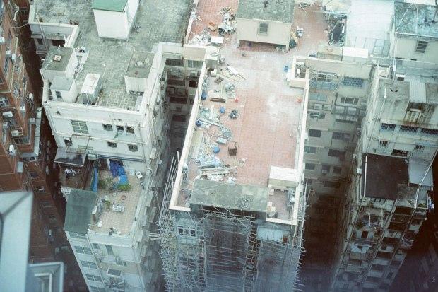Olympus_OM-1_×_Kodak_SUPERGOLD400_in香港_ホテルから_ザッツ香港