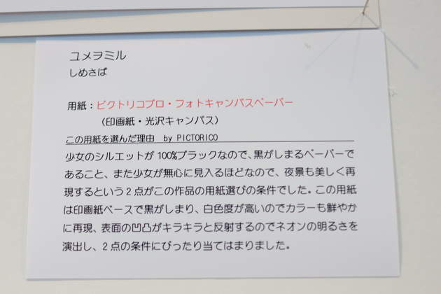 CP+横浜2015_&_御苗場に行ってきた_ピクトリコの用紙選びについて