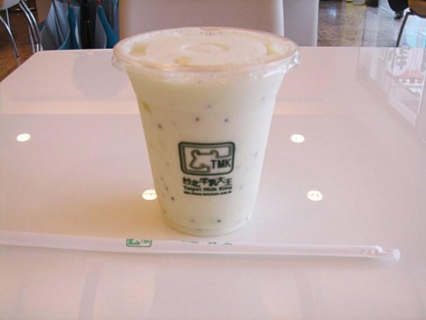 台北牛乳大王 奇異果優酪乳(キウイヨーグルト)