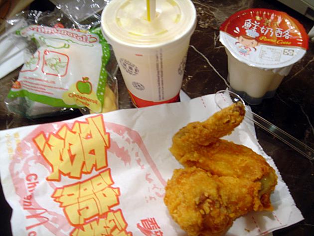 台湾のマクドナルド 台湾マクドのハッピーセットはすごかった!