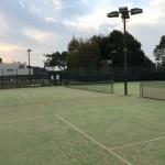 宗像ユニックス テニスコート