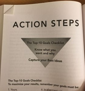 Power of Focus Action Steps