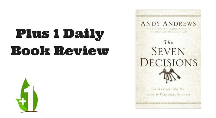 seven decisions book