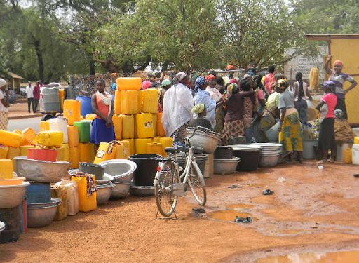 GWCL announces Areas in Ashanti Region which will not have tap water flow on Sunday