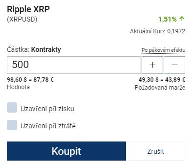 Obchodování Ripple