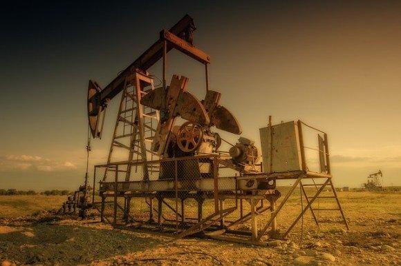 handel med olja