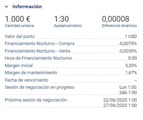 information webtrader