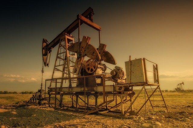 obchodování s ropou