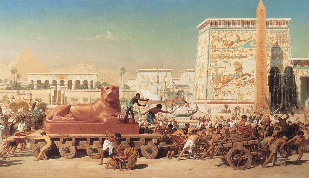 Israelites Egyptian History