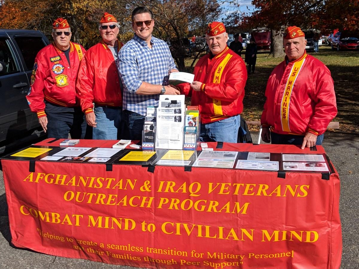Chapter Check Presentation 11-3-18 Veterans Outreach