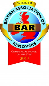 Commercial mover of the year 2017