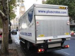 Pluscrates invests £250,000 in LEZ compliant vehicles