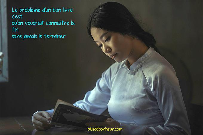lire pour changer de vie - améliorer vie - apprendre