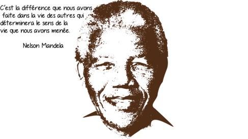 Citations inspirantes de Nelson Mandela