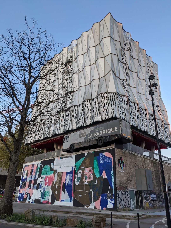 Selah_Abstract graffiti Nantes