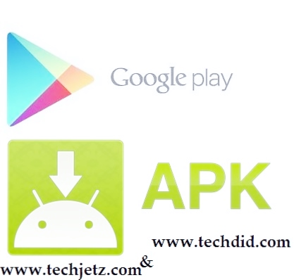 How to download .apk file from Google Play Store