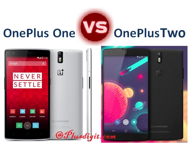 One PlusOne VS OnePlus Two -Review